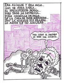 Adrián calavera 2
